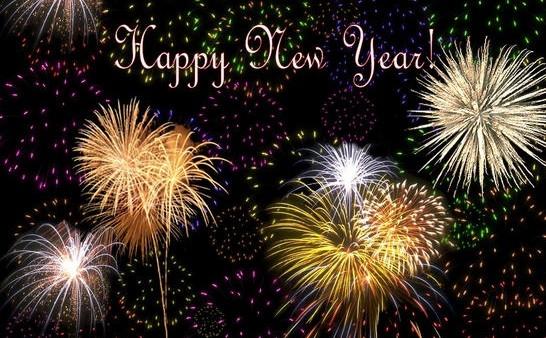 بزرگترين جشن سال نو ميلادى