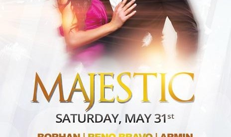 Majestic Party with DJ Borhan