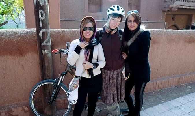 Iran Na Bambusowym Rowerze: Spotkanie z podróżniczką Dorotą Chojnowską