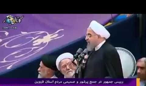انتقادهای تند روحانی و تهدید وی توسط مسئولین نظامی و ...
