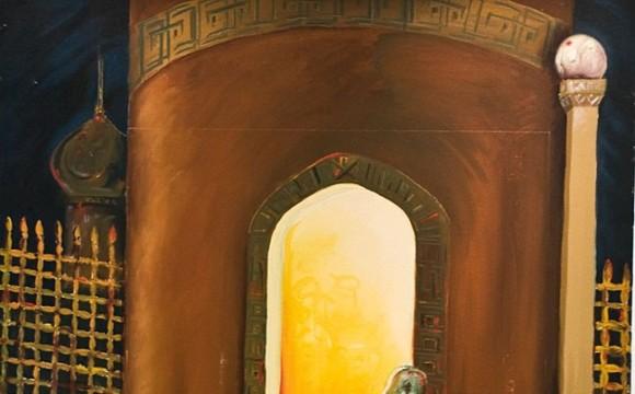 نمایشگاه آثار نقاشی ترنگ رحیمی