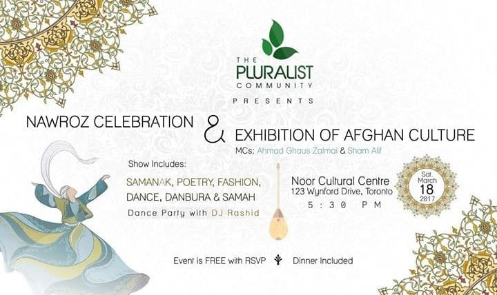 Nowrooz Celebration and Exhibition of Afghan Culture
