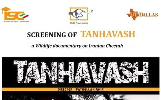 Iranian Cheetah: Screening of Tanhavash directed by Fathollah Amiri