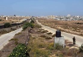 حمله انتحاری گروه اسلام گرای تندروی رقیب به ماموران حماس در مرز غزه و مصر