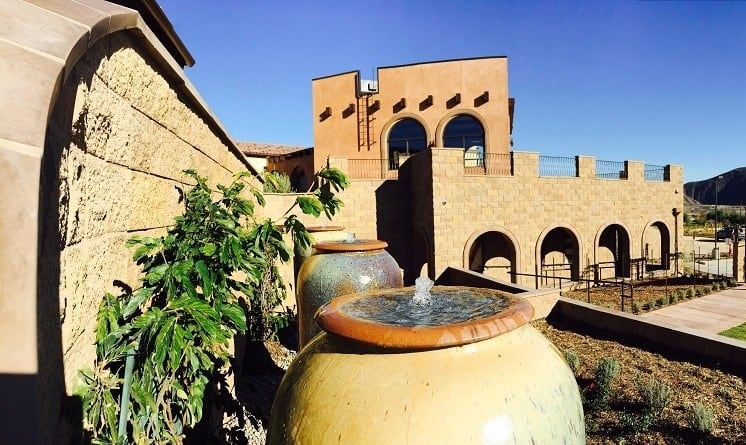 Southern California vintage winery is inspired by Persian culture ...