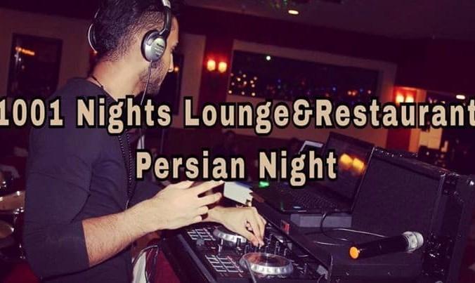 Persian Night with DJ Rmin