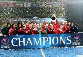 برگزاری بازی فوتسال زنان ایران و ایتالیا با شرایط خاص: زنان سرانجام اجازه تماشای زنان را گرفتند اما عکاسی ممنوع!
