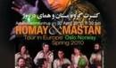 Homay and Mastan Ensemble Concert