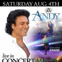 Andy Live in Concert