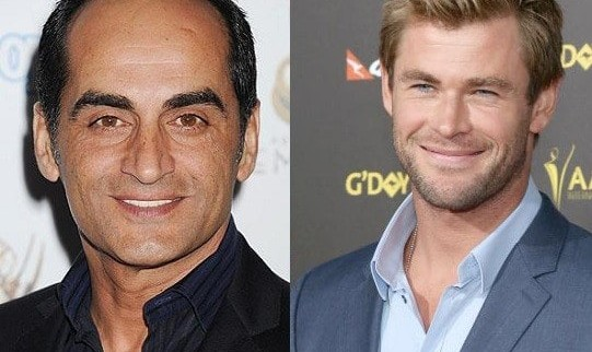 "Negahban Joins Hemsworth in Afghanistan War Drama ""Horse ..."