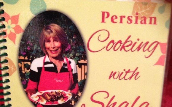 Persian Cooking with Shala