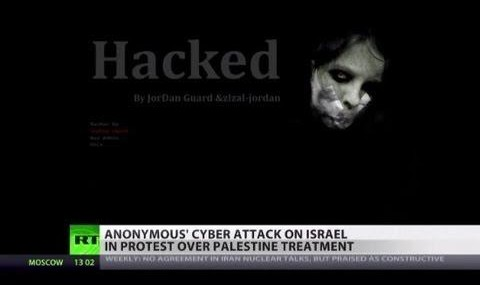 Anonymous launches cyber assault against Israel
