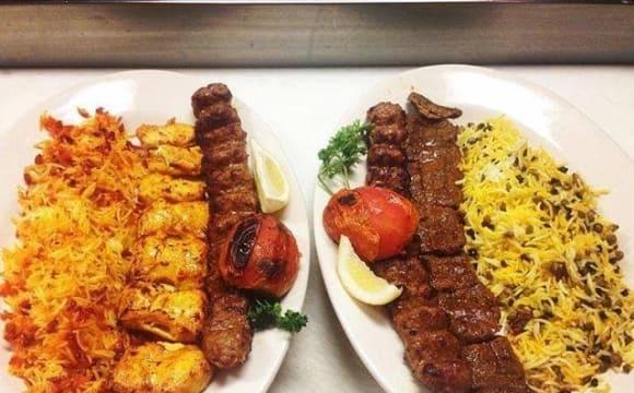 شام نوروزی ایرانی