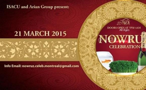 Nowruz celebration at Olympia de Montreal