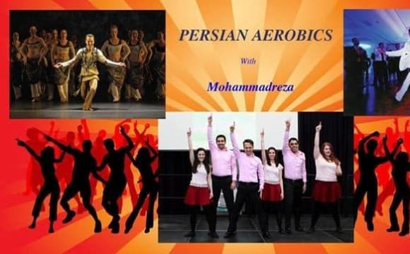 Persian Aerobics with Mohammadreza