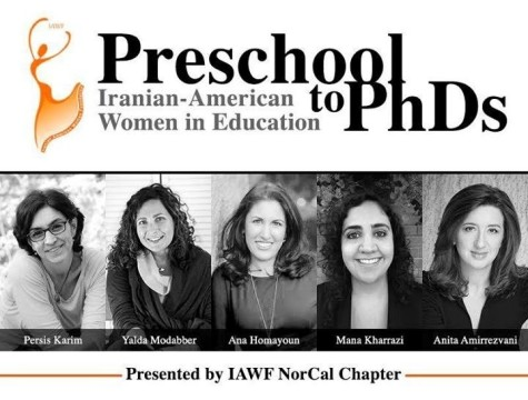 Iranian-American Women Discuss the Future of Education: Preschool to PhDs