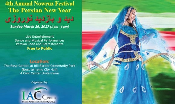4th Annual Nowruz Festival
