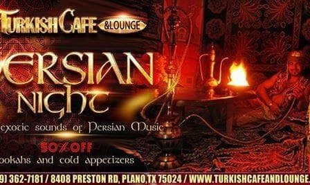 Persian Night!