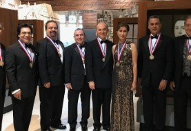 Iranian Americans among Immigrants from 37 Nationalities Honored on Ellis Island