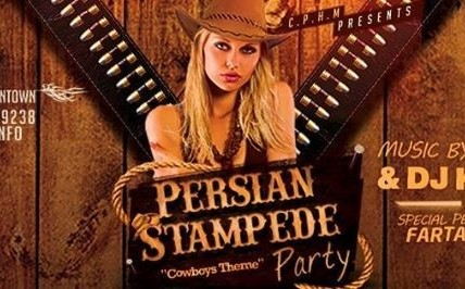 Persian Stampede Party