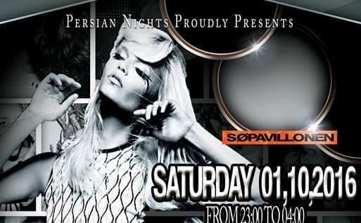 Persian Club Night with DJ Arvin