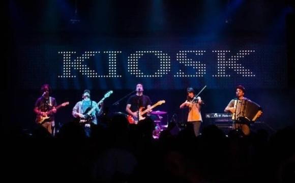 کنسرت بزرگ رایگان کیوسک و اردشیر فرح