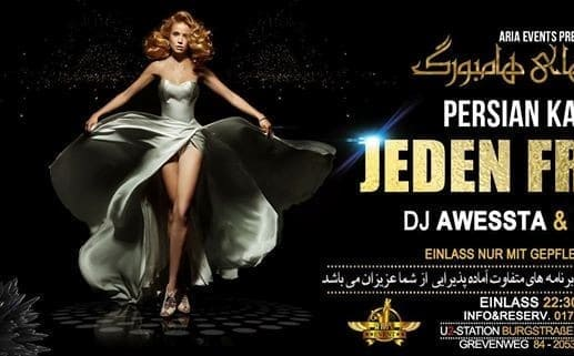 Persian Party with DJ Awessta