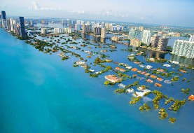 From Miami to Shanghai: 3C of warming will leave world cities below water