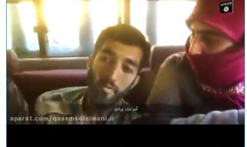 برای اولین بار انتشار جزئیات کشته شدن سردار حججی: داعش با حمایت بمب افکنهای آمریکا هدفش کنترل محور عراق سوریه برای امنیت اسرائیل است
