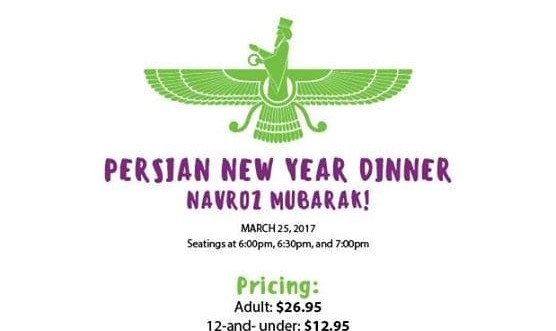 Family Style Feast - Persian New Year