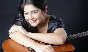 کنسرت گیتار لیلی افشار