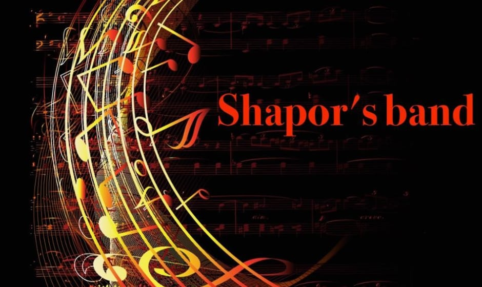 معرفی گروه Shapor´s Band .خواننده مهمان سالار بیریا