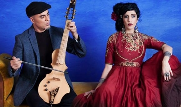 World Music/CRASHarts Presents Niyaz Featuring Azam Ali