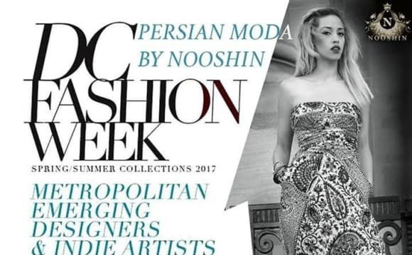 Persian Moda: by London based Iranian Fashion Designer Nooshin