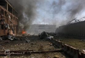 ۶۶ کشته و زخمی در انفجار انتحاری در کابل