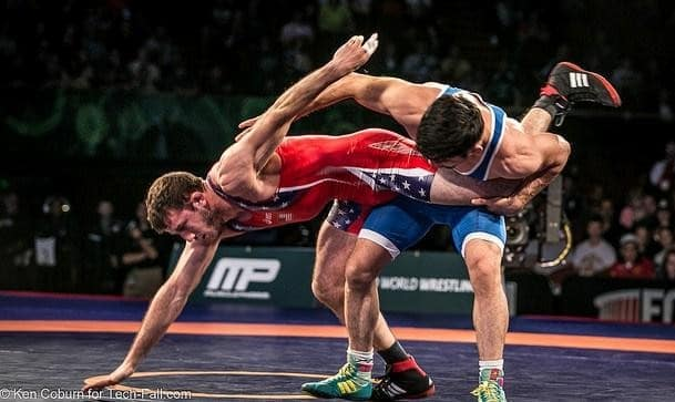Special Fan Zone: Iran and US in 2015 Wrestling World Championships