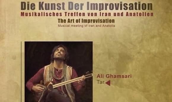 Musikalisches Treffen von Iran und Anatolien