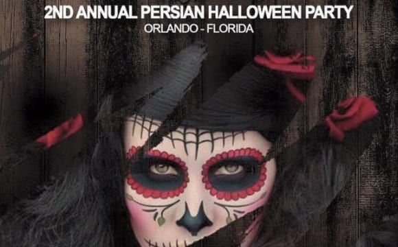 2nd Annual Persian Halloween Party In Orlando