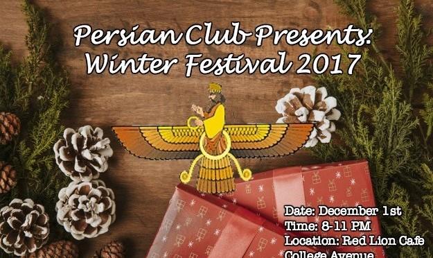 Persian Club Presents: Winter Festival 2017