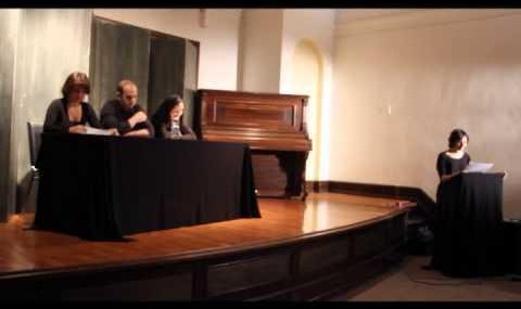 Negin Narration Recital by Hamid Amjad, Directed by Ahmad Khoshnevis