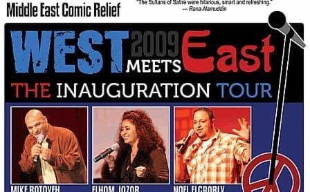 Sultans of Satire The Inauguration Comedy Tour