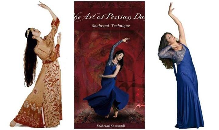 کلاس رقص ایرانی