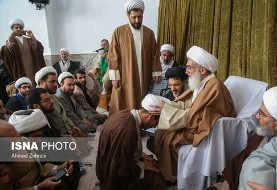 In Pictures: New Clerics Turbanized in Qom