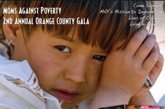 Moms Against Poverty 2nd Annual Orange County Gala
