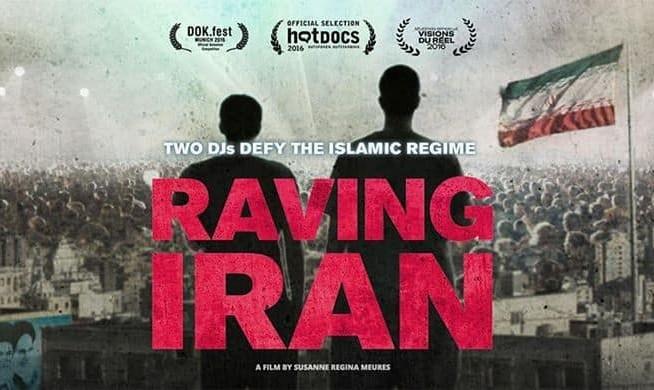 Schlachthof-Film Des Monats: Raving Iran