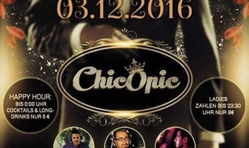 ChicOpic Persian Party in Munich