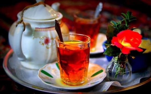 Chai Chats With NYU's Persian Cultural Society