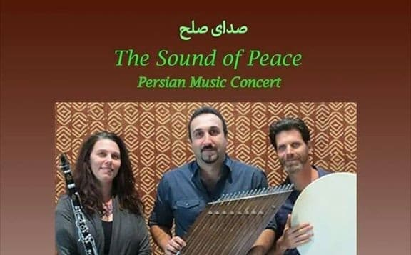 The Sound of Peace, Persian Music Concert with Sourena Sefati