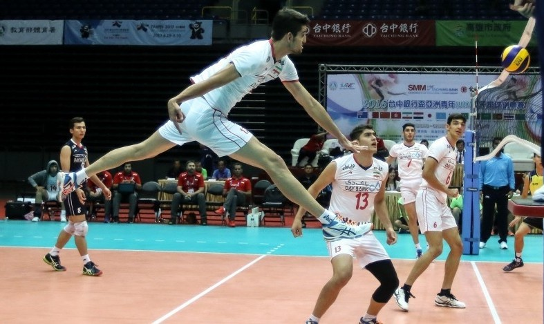 Iran crushes Japan 3-0 in Asian Men's U20 Volleyball ...