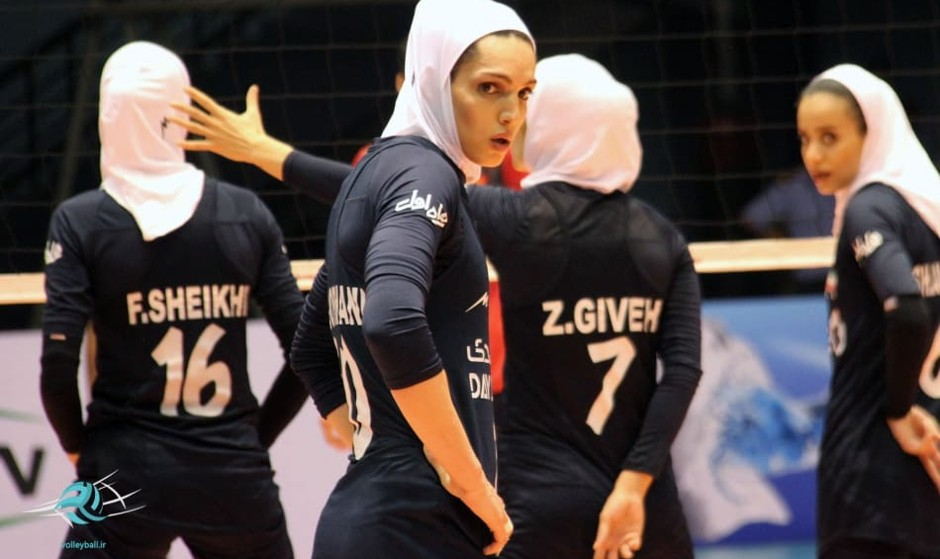Iran's Top Female Volleyballer Joins Bulgarian Team for $3000! ...